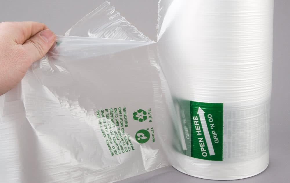 Phân biệt túi nylon theo đặc điểm nhận dạng thường gặp